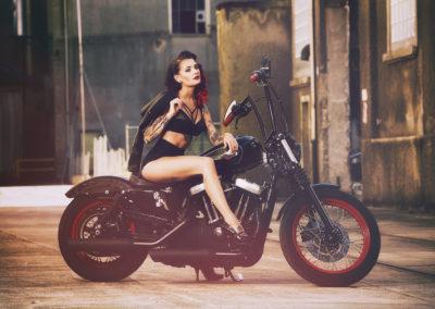 Harley davidson Maf Photography
