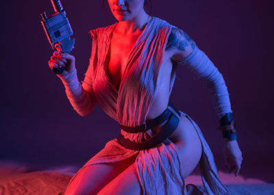 Rey's Star Wars  by SVP Photography